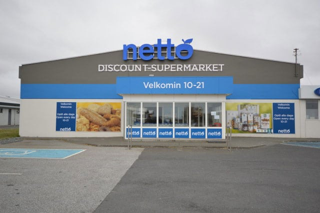 Image result for netto iceland""